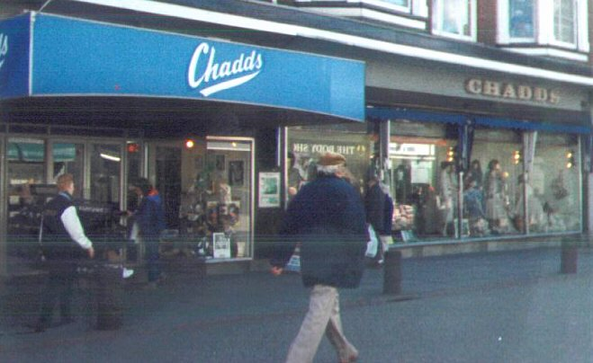 Chadds Department Store, Lowestoft