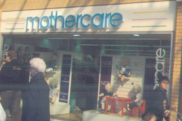 Mothercare, Lowestoft