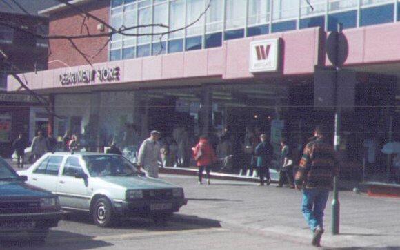 Westgate Department Store, Lowestoft
